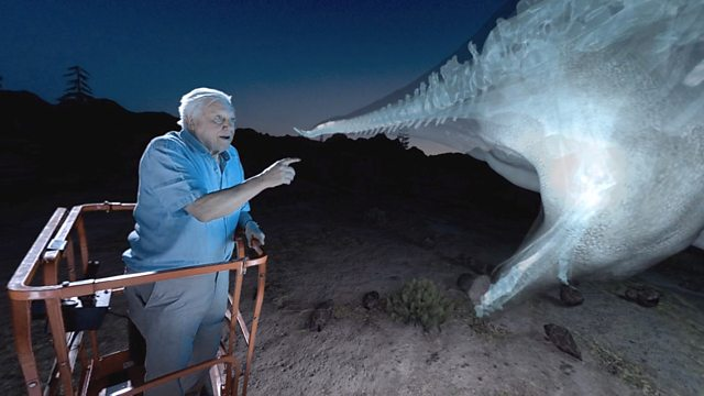 Attenborough And The Dinosaur